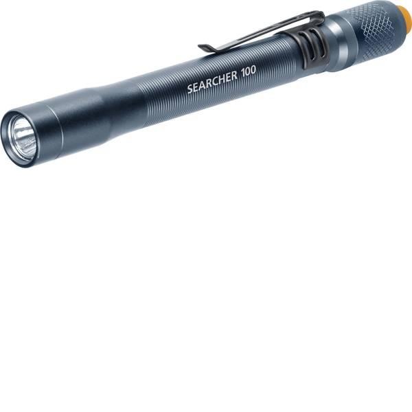Torce tascabili - Umarex LED Metalltaschenlampe LED Torcia tascabile con clip per cintura a batteria 100 lm 3 h 51 g -