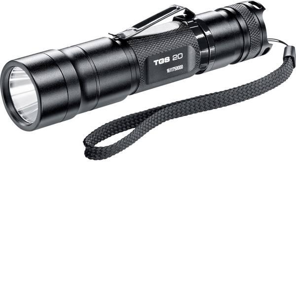Torce tascabili - Walther TGS20 LED Torcia tascabile con clip per cintura, Cinturino a batteria ricaricabile, a batteria 300 lm 27 h 92 g -