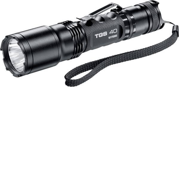 Torce tascabili - Walther TGS40 LED Torcia tascabile con clip per cintura, Cinturino a batteria ricaricabile, a batteria 600 lm 20 h 113  -