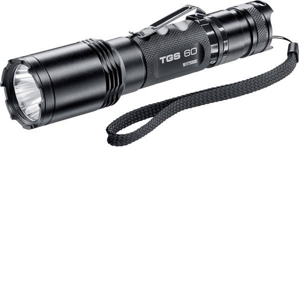Torce tascabili - Walther TGS60 LED Torcia tascabile con clip per cintura, Cinturino a batteria ricaricabile, a batteria 660 lm 17 h 113  -