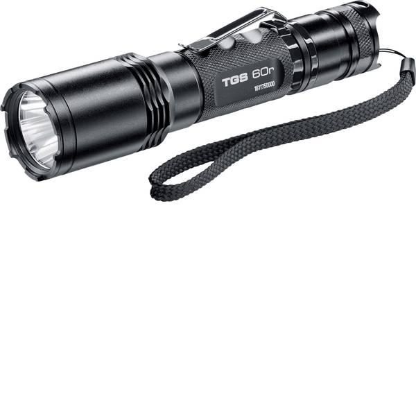 Torce tascabili - Walther TGS60r LED Torcia tascabile con clip per cintura, Cinturino a batteria ricaricabile, a batteria 660 lm 18 h 113  -