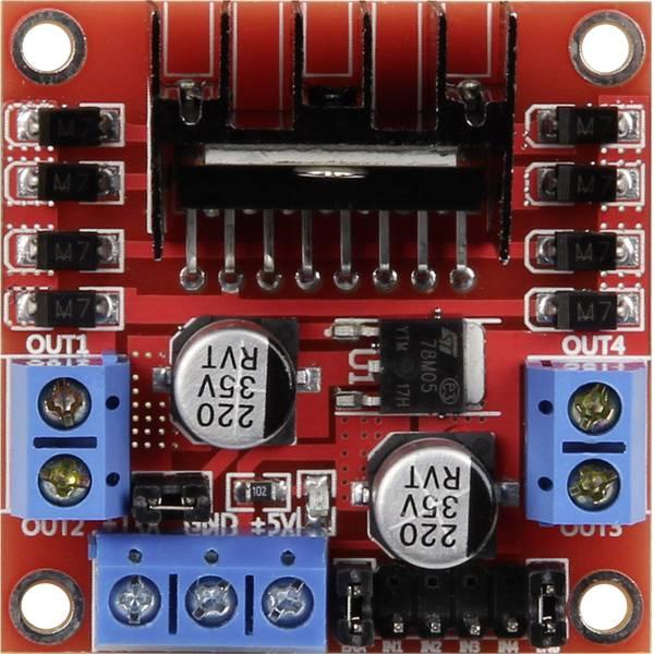 Shield Arduino e HAT Pi - Scheda di sviluppo SBC-moto driver2 Arduino, banana pi, Cubieboard, pcDuino, Raspberry Pi®, Raspberry Pi® 2 B, Raspberry  -