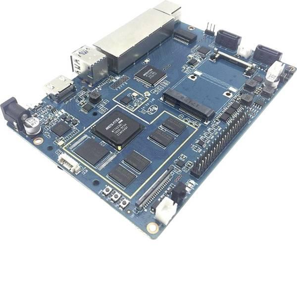 Schede di sviluppo e Single Board Computer - Banana Pi BPI-R2 BPI-R2 2 GB 4 x 1.3 GHz Banana PI -
