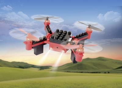 Reely DIY Bricked Drone Quadricottero RtF Principianti, Per foto e riprese aeree