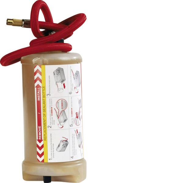 Prodotti assistenza guasti e incidenti - Sigillante per pneumatici Airman 66-061-011 Valve Through Sealant 700 (L x L x A) 210 x 100 x 315 mm -