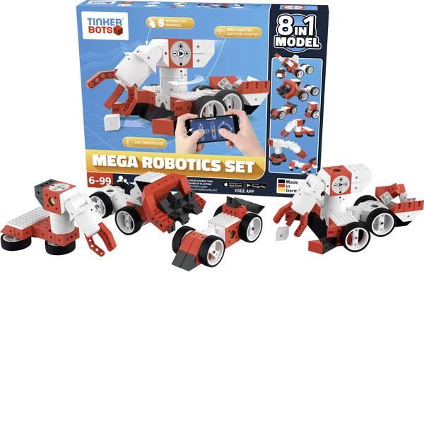 Robot in kit di montaggio - TINKERBOTS Robot in kit da montare Mega Robotics Set -