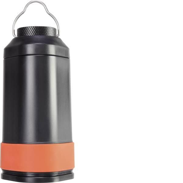 Lampade per campeggio, outdoor e per immersioni - LED Lanterna da campeggio Basetech CLT 80 lm via USB 243 g Nero/Arancio BT-1575759 -