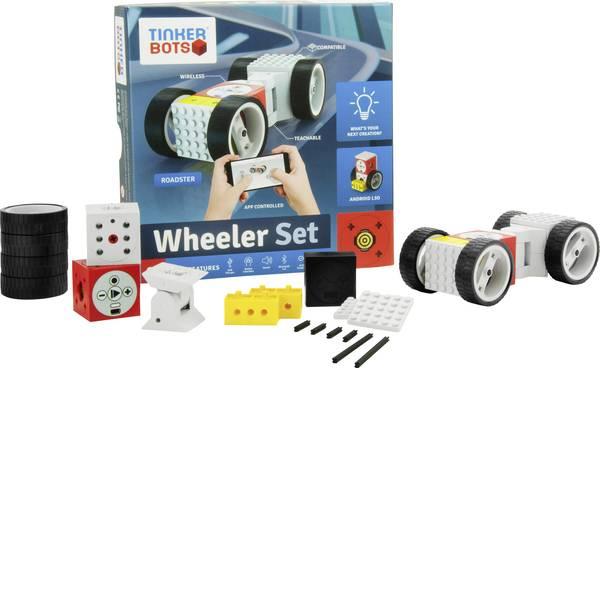 Kit accessori per robot - TINKERBOTS Ruote Wheeler Set -