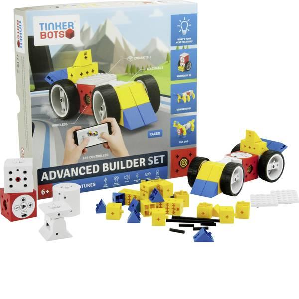 Robot in kit di montaggio - TINKERBOTS Robot in kit da montare Advanced Builder Set -