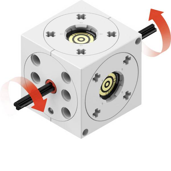 Kit accessori per robot - TINKERBOTS Motore Double Motor Robotics -