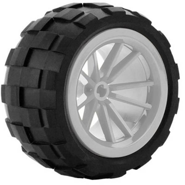 Kit accessori per robot - TINKERBOTS Ruote Big Wheels Robotics -
