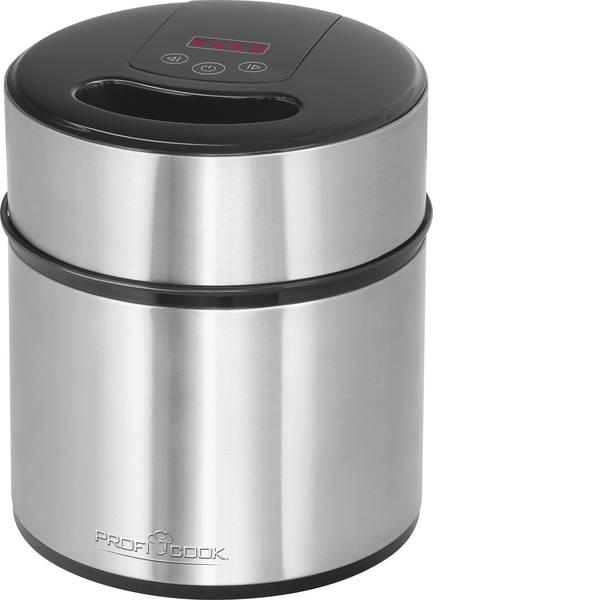 Macchine per il gelato - Profi Cook PC-ICM 1140 Macchina per il gelato Funzione timer 1.8 l -
