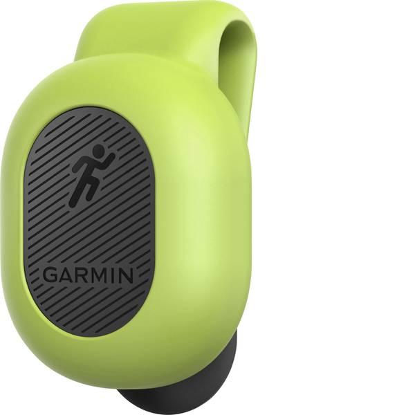 Accessori per fitness tracker - Sensore da scarpa Garmin Running Dynamics Pod Taglia dim.=Uni Verde (opaco), Nero -