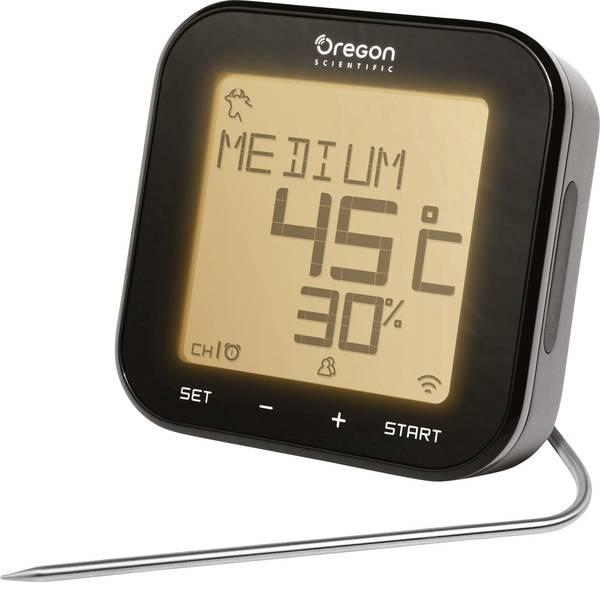 Termometri per la cucina - Oregon Scientific AW 133 Termometro per Grill Cibo alla griglia -