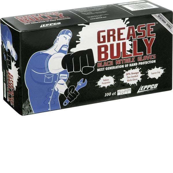 Guanti monouso - Kunzer Grease Bully L Nitrile Guanto monouso Taglia: L EN 374 , EN 455 100 pz. -