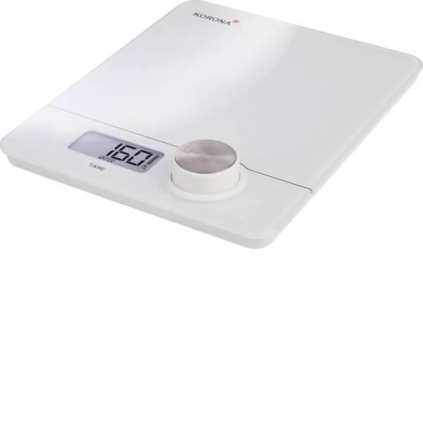 Bilance da cucina - Korona Pia Bilancia da cucina digitale Portata max.=5 kg Bianco -