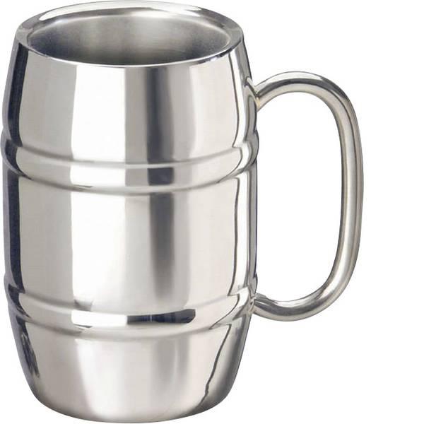 Stoviglie, posate e bicchieri - Boccale birra Mato in acciaio inox 0,4 l -