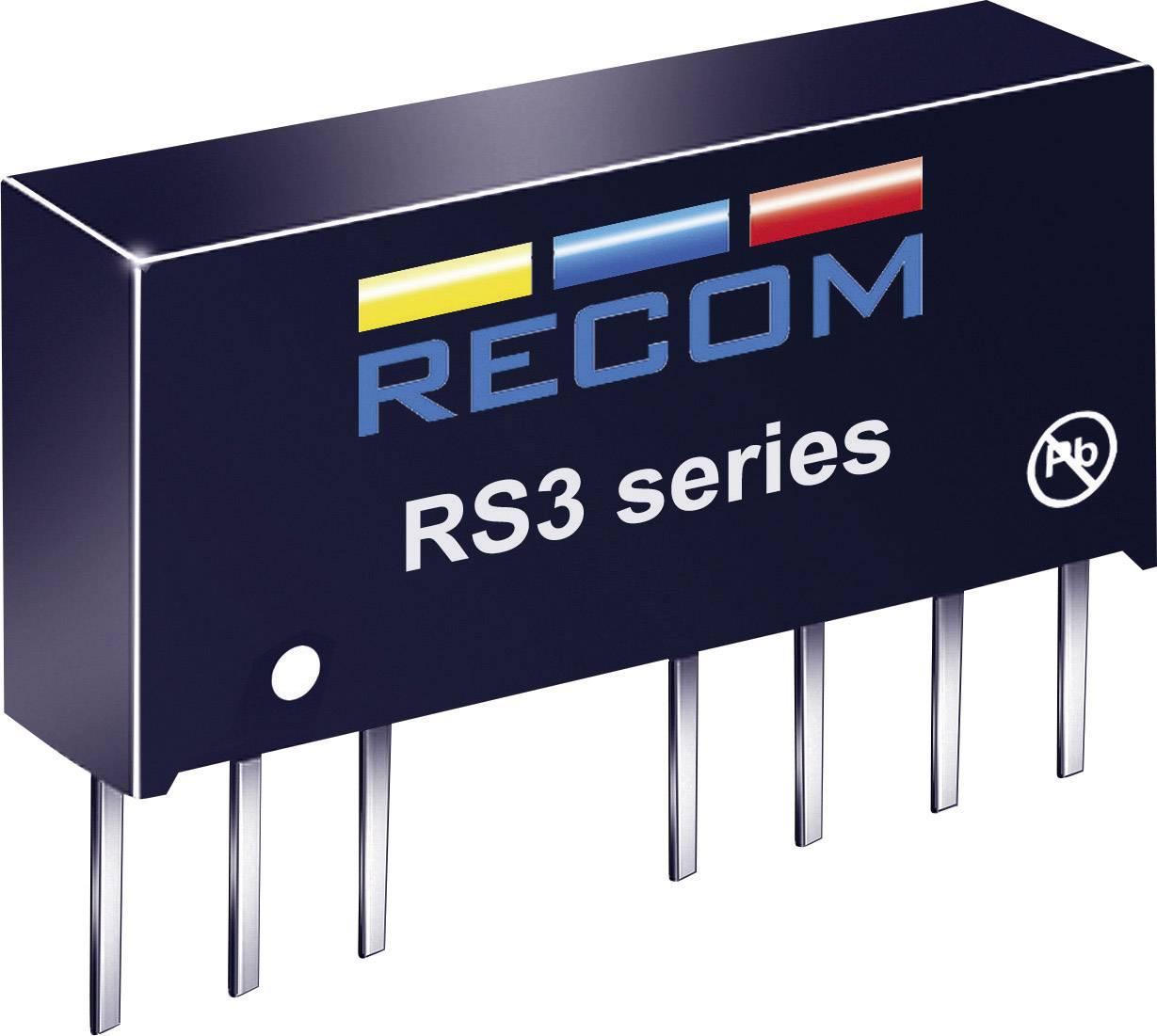 RECOM RS3-2412D Convertitore D