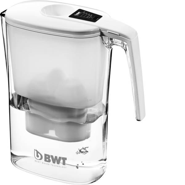 Caraffe dell`acqua e cartucce filtranti - Caraffa filtrante BWT SLIM 3,6L 0815470 3.6 l Bianco -