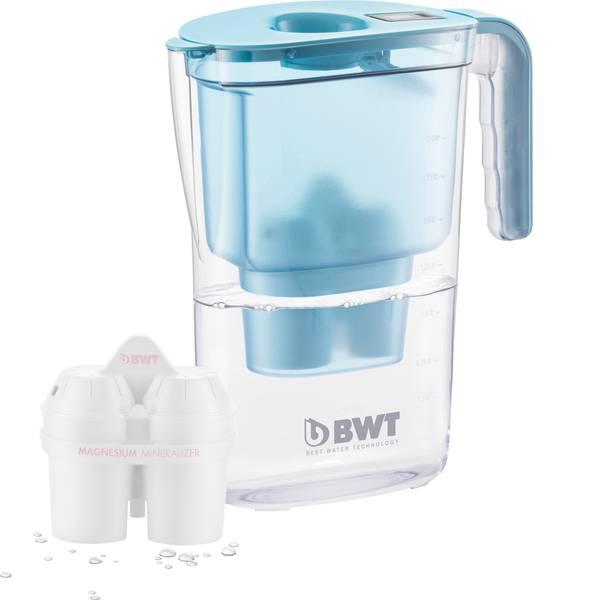 Caraffe dell`acqua e cartucce filtranti - Caraffa filtrante BWT VIDA 0815446 2.6 l Blu petrolio -