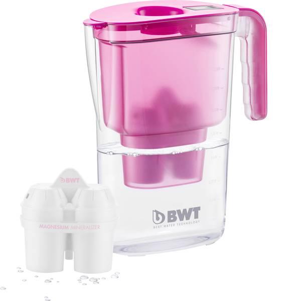 Caraffe dell`acqua e cartucce filtranti - Caraffa filtrante BWT VIDA 0815447 2.6 l Rosa -