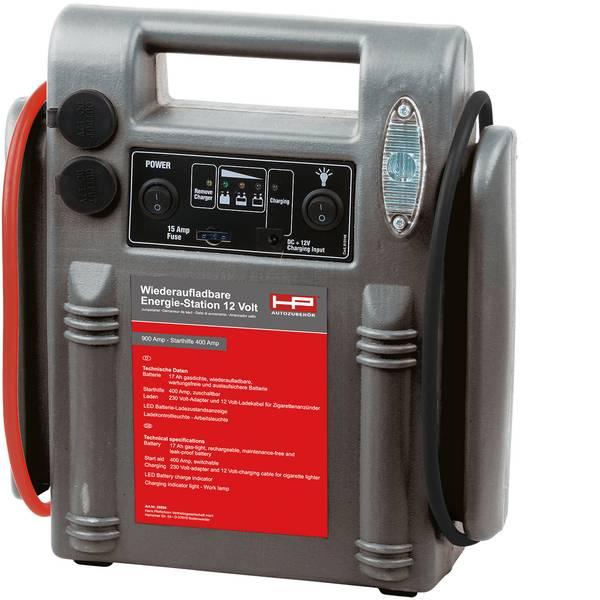 Jump Starter - Sistema di accensione rapido HP Autozubehör 20896 Corrente davviamento ausiliaria (12 V)=400 A -