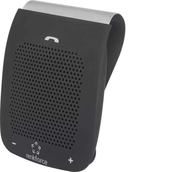 Vivavoce Bluetooth - Vivavoce Bluetooth® Renkforce RF-BTFE-2000 Tempo di conversazione (max.): 16 h -