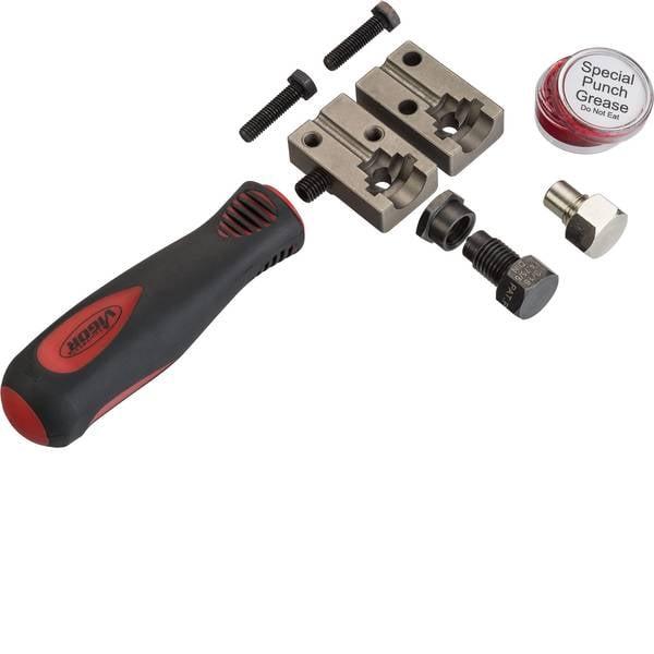 Utensili per freni - Dispositivo di bordatura per Ø 4,75 mm Vigor V4416 -