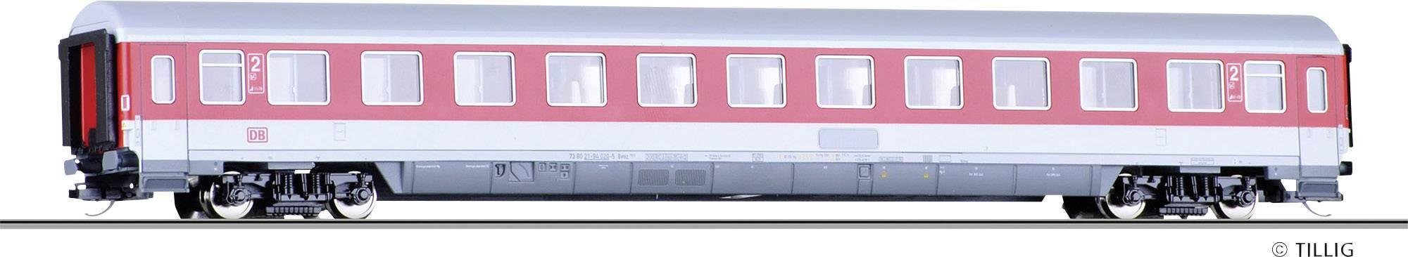 Vagone treno viaggiatori TT di