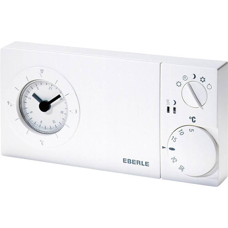 Eberle Easy 3 ST Termostato ambiente Da incasso Giornaliera 5 fi 517 2701 51 100