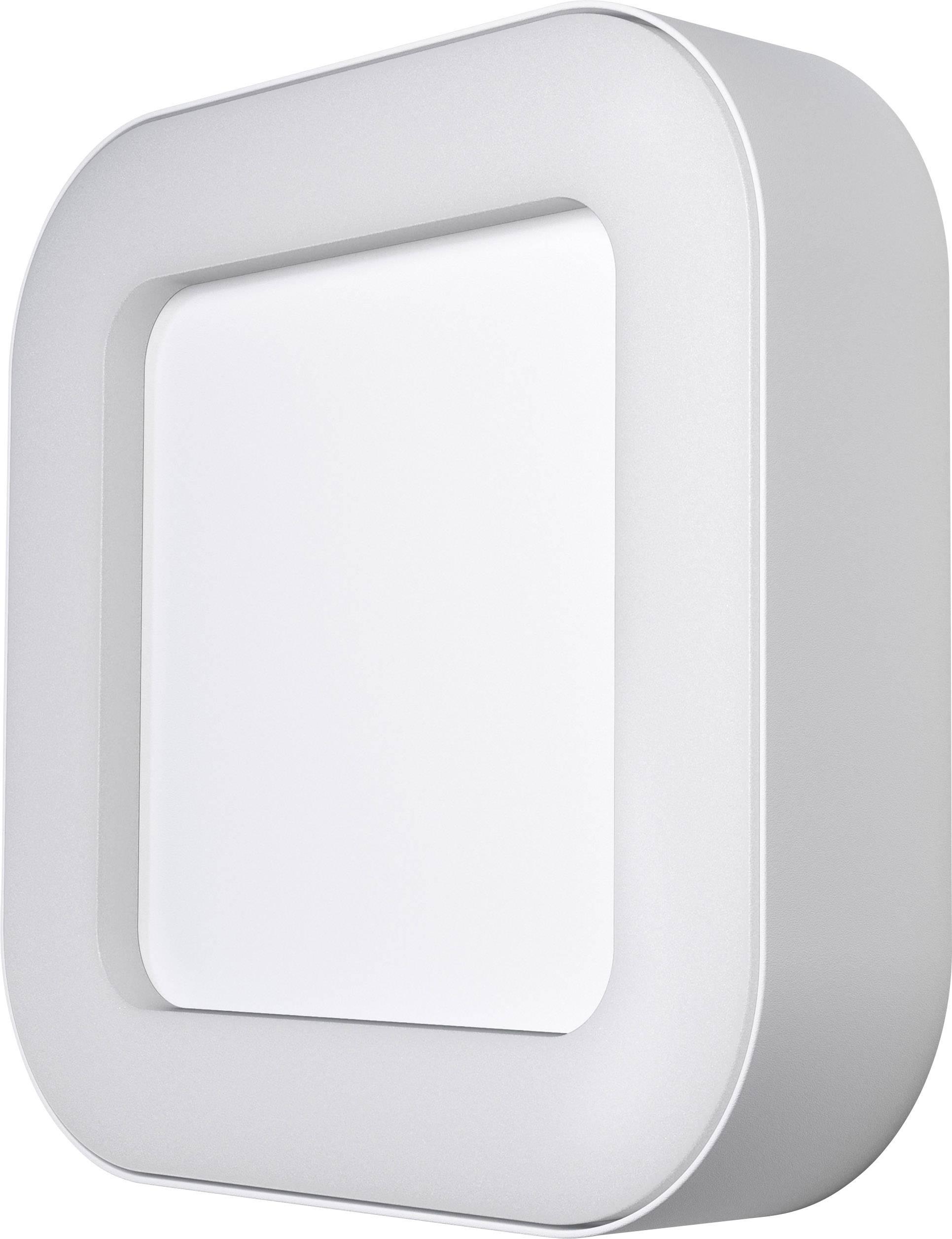 OSRAM Endura® Style Square 4058075031722 Lampada da parete per esterni a LED 13 W Bianco caldo Bianco