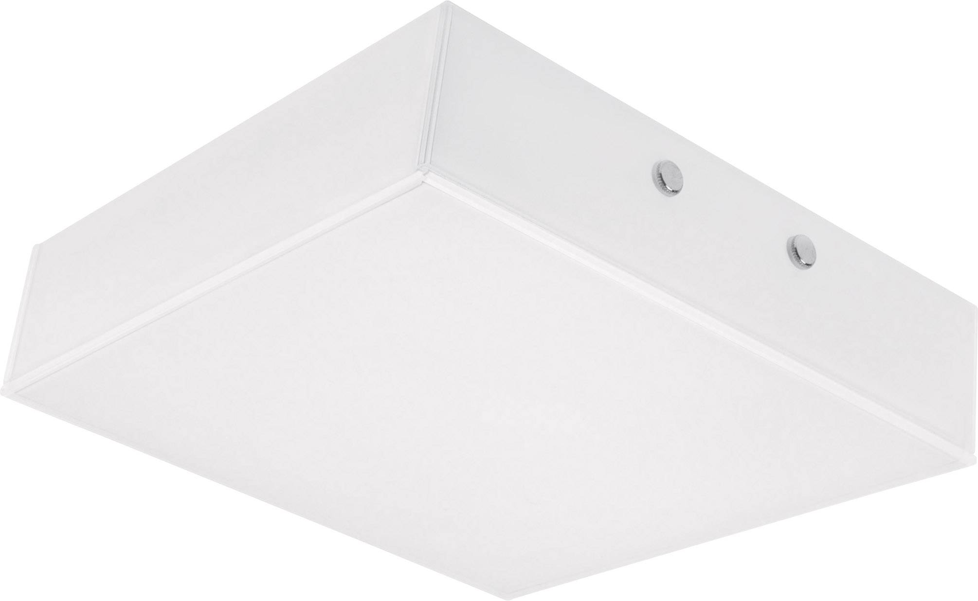 Plafoniere Led Osram : Osram lunive™ quadro plafoniera led w bianco