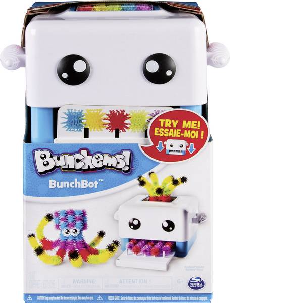 Giochi per bambini - Spin Master Bunchems BunchBot -