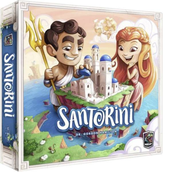 Giochi per bambini - Spin Master Santorini gioco -
