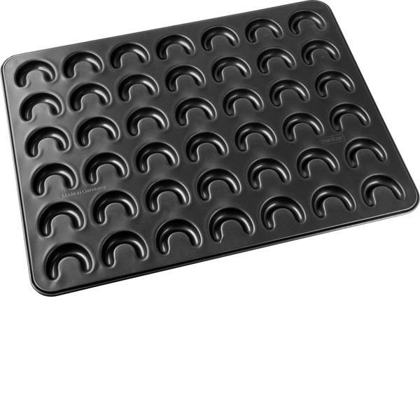 Utensili e accessori da cucina - Zenker teglia da forno per 42 cornetti alla vaniglia -
