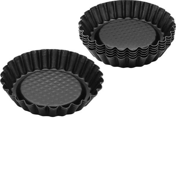 Utensili e accessori da cucina - Zenker Tortelett forma Black Metallic -