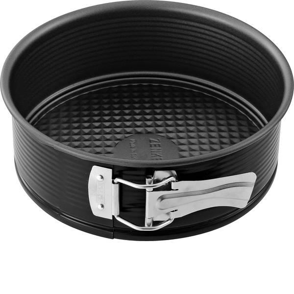 Utensili e accessori da cucina - Zenker teglia black metallizzato, Ø 200 mm -