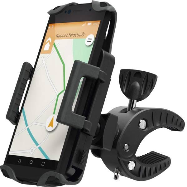 Supporti smartphone per biciclette - Hama Uni-Smart-Fahrradhalter Cover smartphone per bicicletta Larghezza (max.): 90 mm -