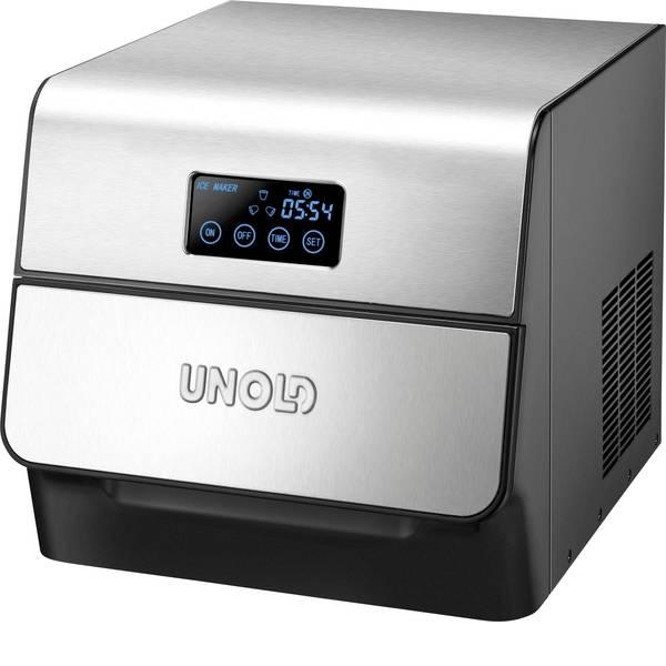 Macchine per il gelato - Unold Edel 48955 Macchina per cubetti di ghiaccio 1.5 l -