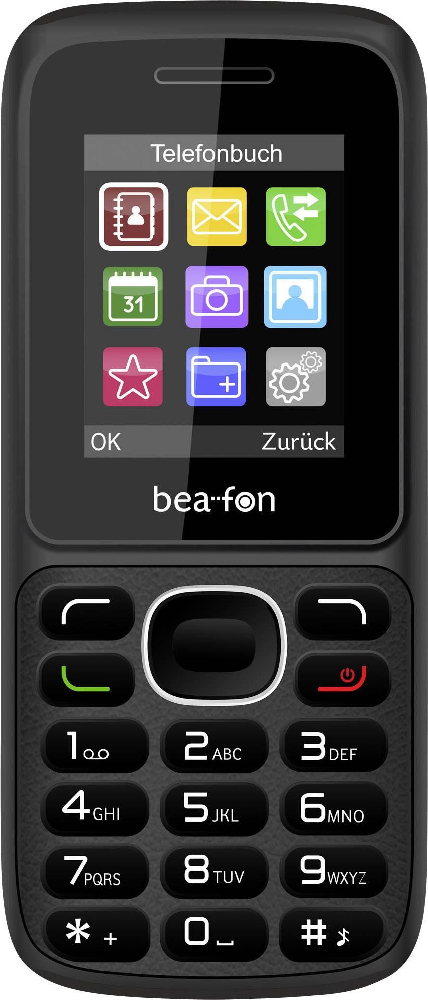Cellulare dual SIM beafon C60