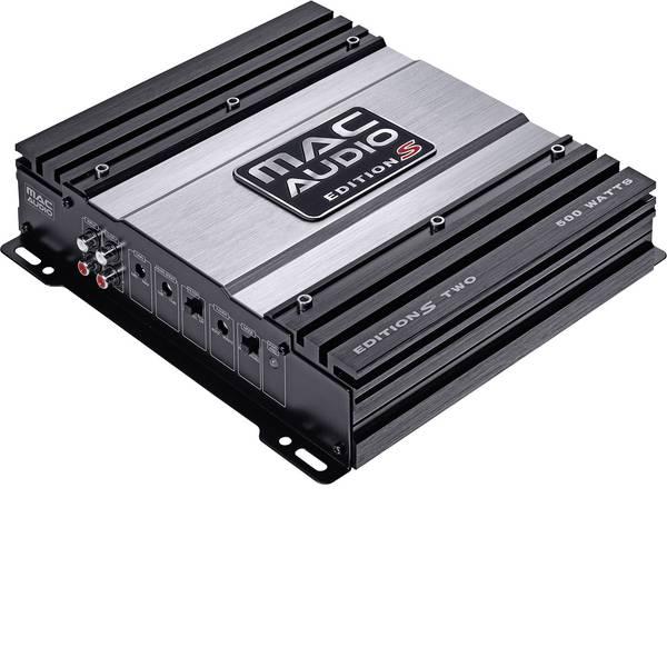 Amplificatori HiFi per auto - Mac Audio Edition S Two Amplificatore a 2 canali 500 W -