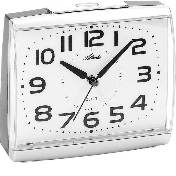 Sveglie - Atlanta Uhren 1919/19 Quarzo Argento -