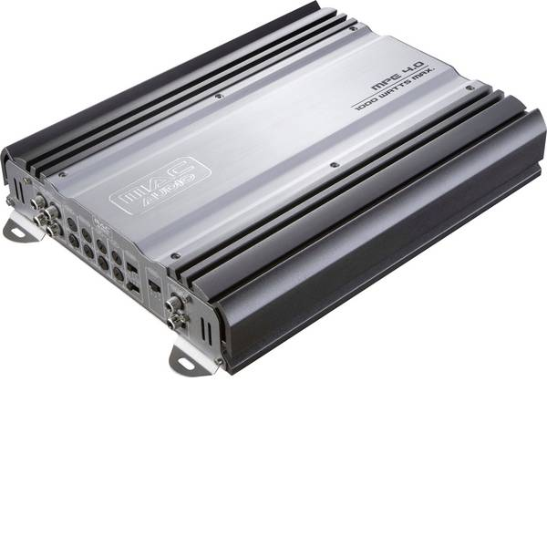 Amplificatori HiFi per auto - Mac Audio MPExclusive 4.0 Amplificatore a 4 canali 1000 W -