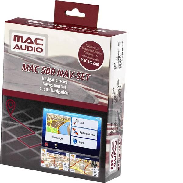 Accessori multimediali per auto - Software di navigazione Mac Audio Mac Audio MAC500 NAV-Set -