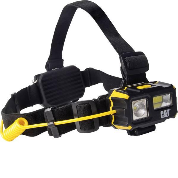 Lampade da testa - CAT CT4120 Multi-Function LED Lampada frontale a batteria 250 lm 5 h 330068 -