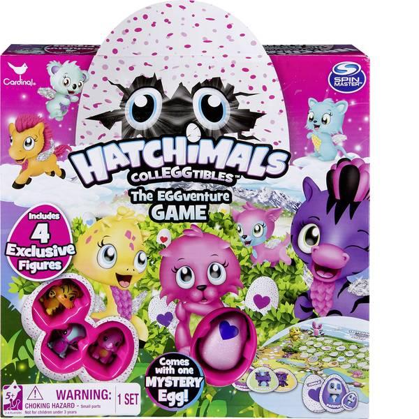 Giochi di società e per famiglie - Spin Master Hatchimal TheEggventure Spiel 6039474 -