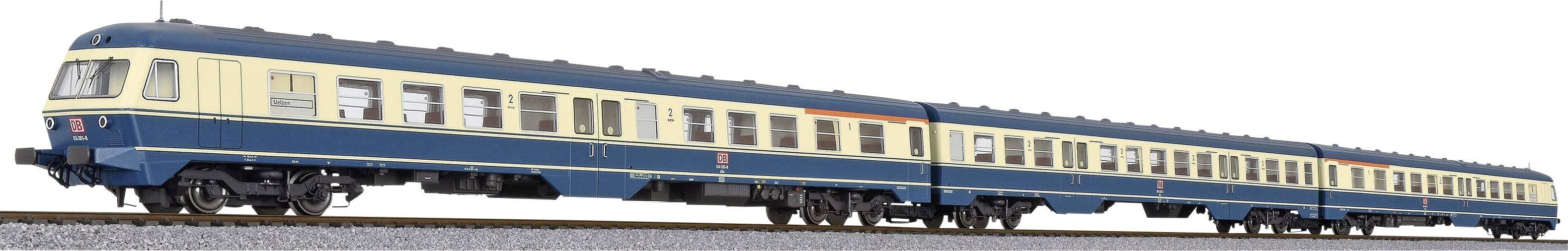 Treno motore H0 BR 614/914 Lil