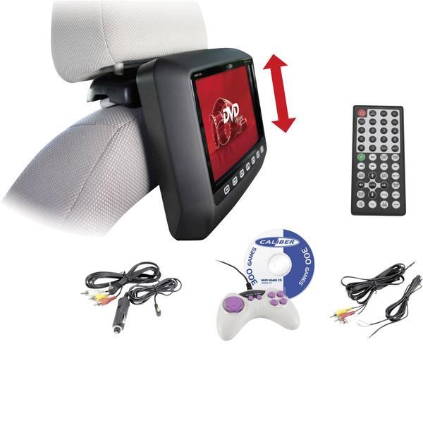 Sistemi DVD per poggiatesta auto - Caliber Audio Technology MHD109 Lettore DVD per poggiatesta con monitor Diagonale schermo=22.86 cm (9 pollici) -