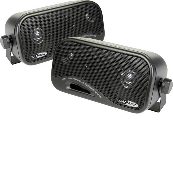 Altoparlanti HiFi da auto - Caliber Audio Technology CSB2 KIT Altoparlanti a 3 vie 120 W -