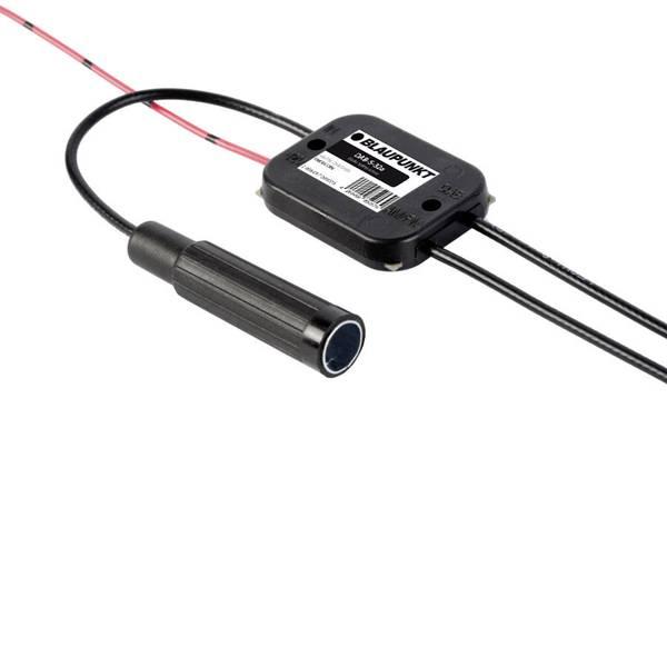 Accessori per antenne autoradio - Blaupunkt Adattatore per antenna auto Fakra, Spina DIN 150 Ohm -